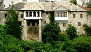 Biscevic House in Mostar