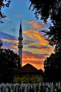 Ahmed-Bey Mosque in Vitez