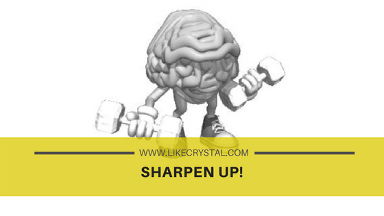 Sharpen Up