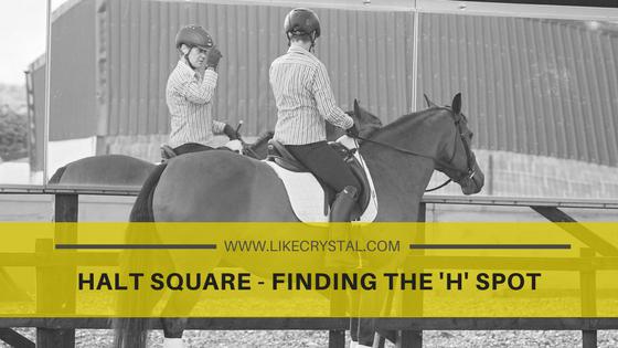 Halt Square – Finding The 'H' Spot