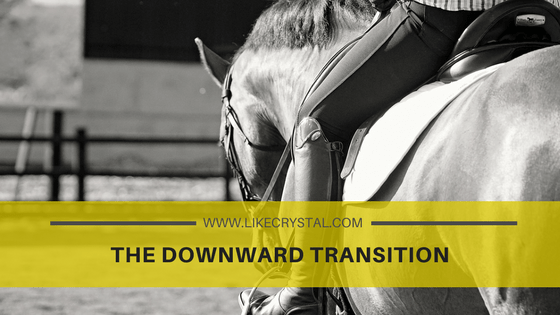 The Downward Transition