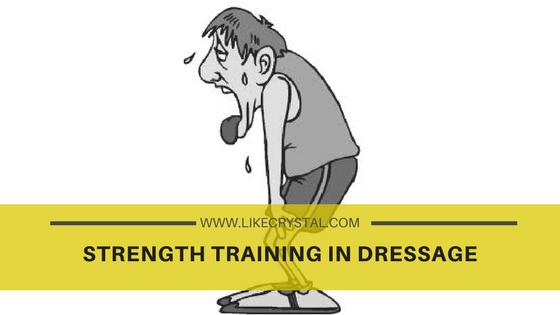 Strength Training in Dressage
