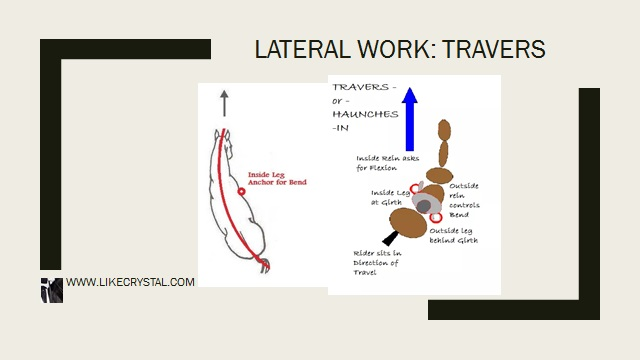 LATERAL WORK: Travers