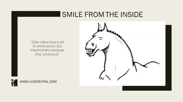 SMILE FROM THE INSIDE