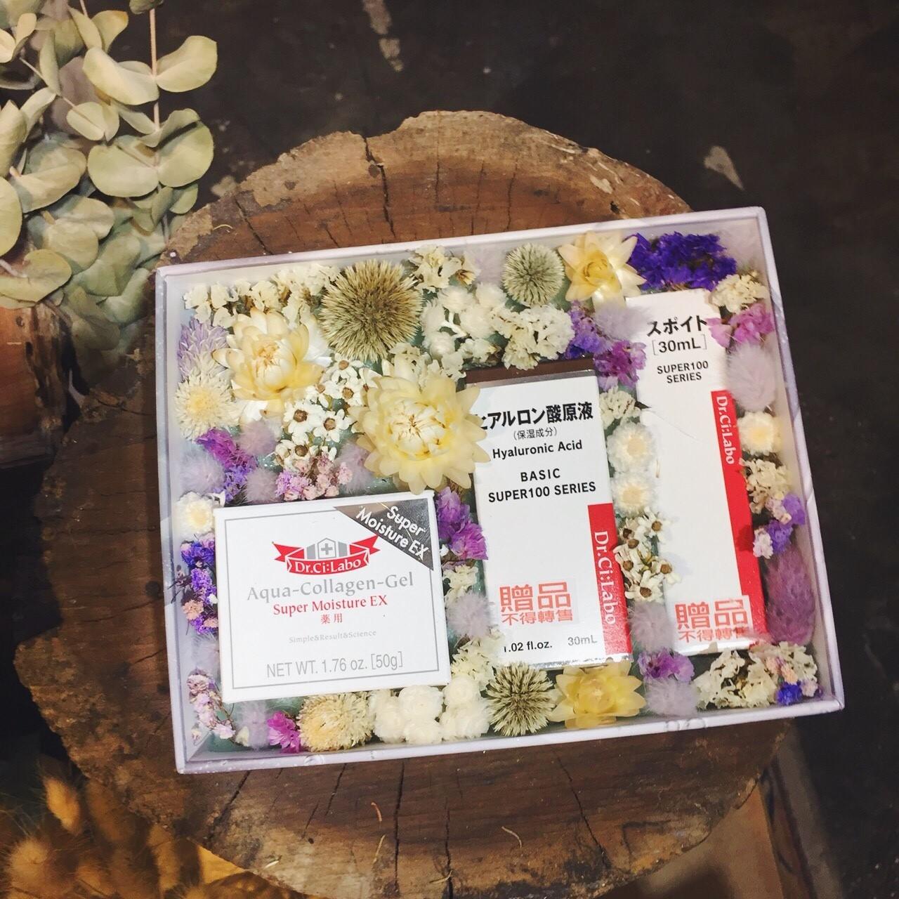 乾燥花盒設計
