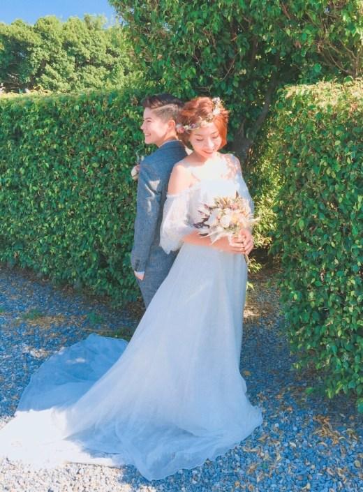 新娘乾燥花捧花 乾燥花捧花推薦