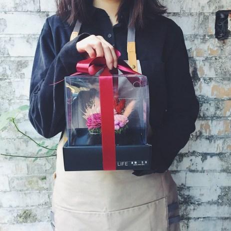 韓國人氣乾燥花盆栽,喜歡生活乾燥花店
