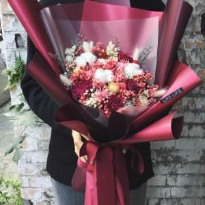 求婚花束推薦,台北求婚花束推薦乾燥花店