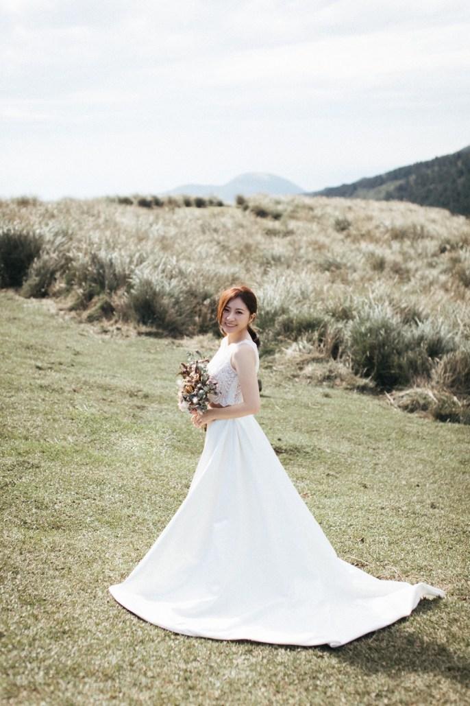 2021訂婚結婚好日子推薦,喜歡生活乾燥花店,新娘捧花