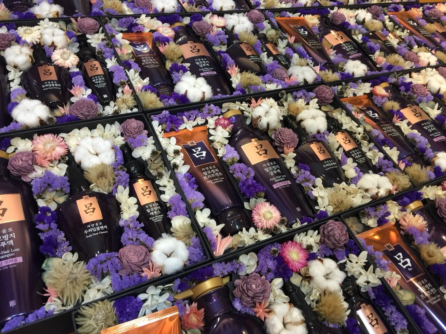乾燥花花盒設計,乾燥花殼設計台北