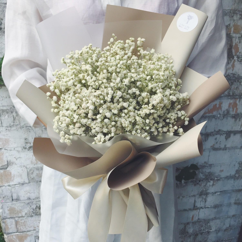 畢業花束設計台北,客製化畢業乾燥花