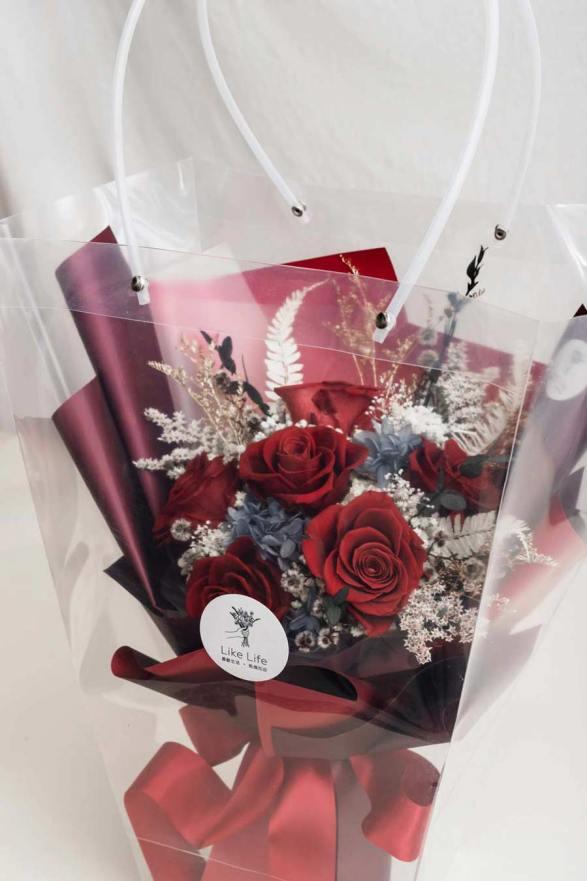 代客送花,提袋配送,台北代客送花推薦