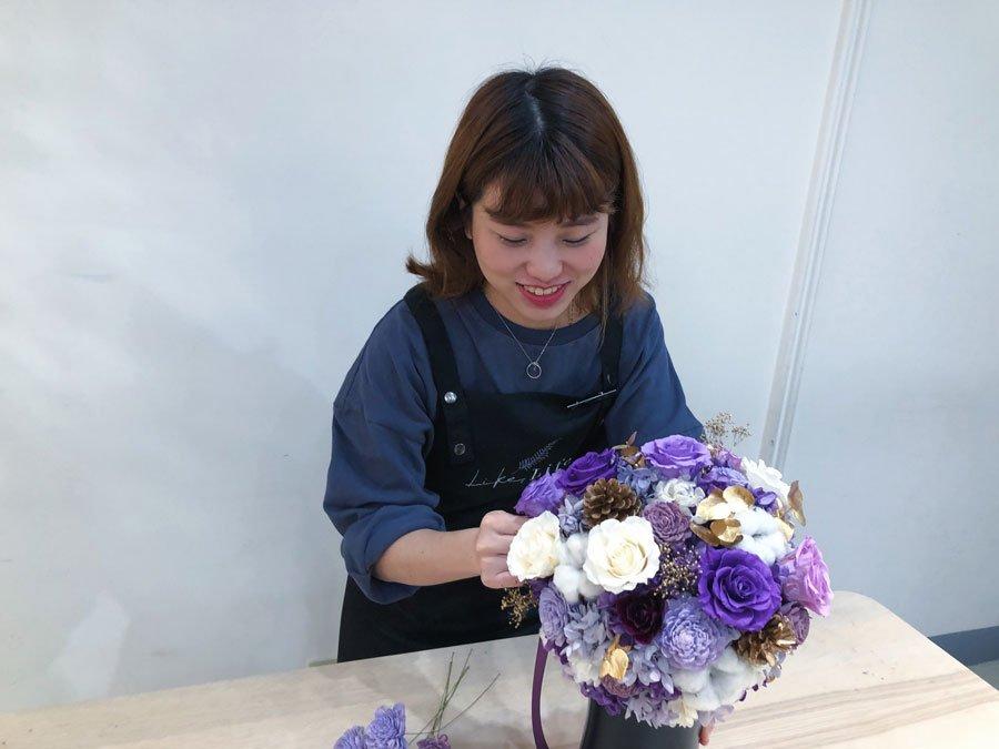 花藝課程-花藝師之之