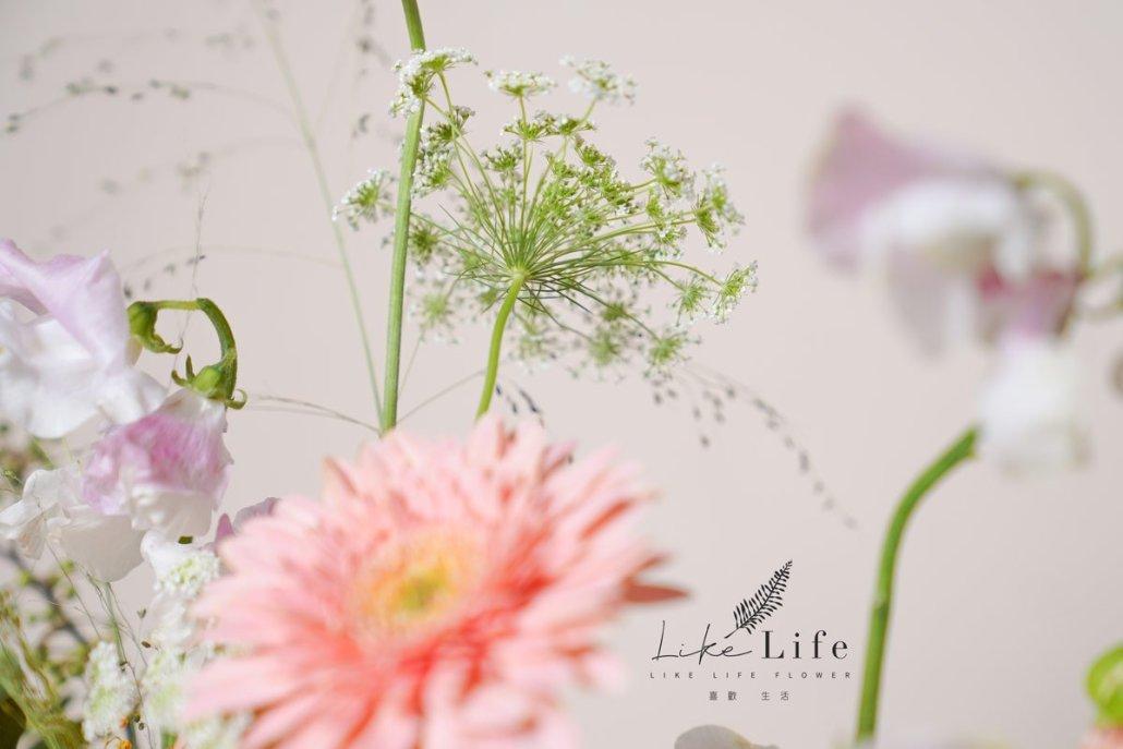 韓系花籃,韓式鮮花盆花,韓式鮮花花籃,插花教學,鮮花課程