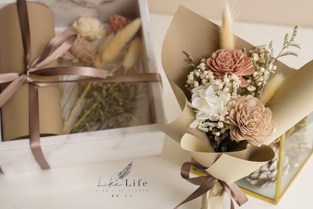 乾燥花花束材料包,乾燥花束材料包
