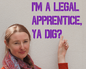 Christina is a Legal Apprentice