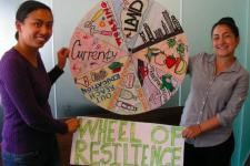 SELC's Wheel of Resilience