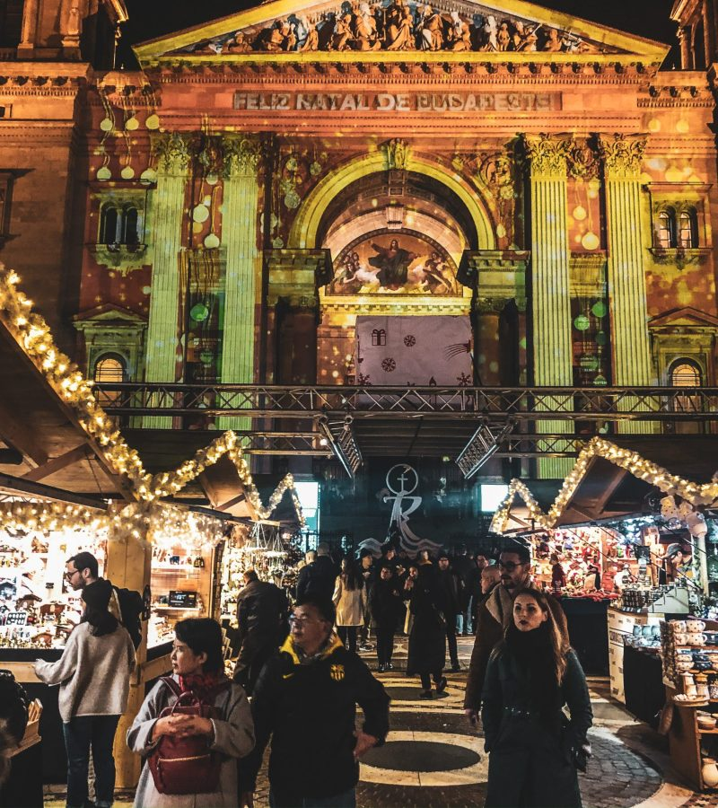 The Best Christmas Markets in Budapest