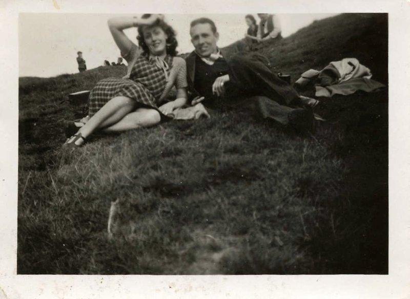 Epping forest memories, The Gravels, High Beech and Baldwins hill.