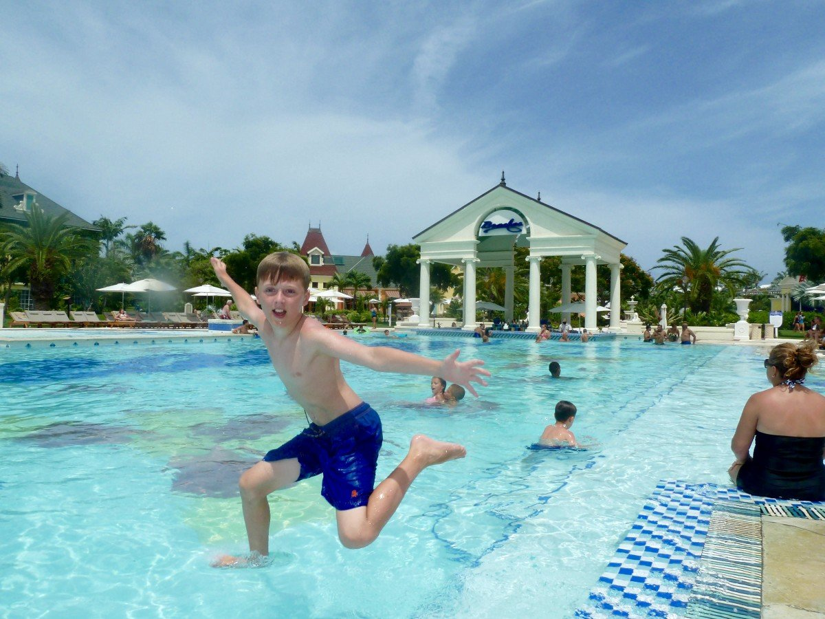 Beaches Turks and Caicos All Inclusive Resort french pool