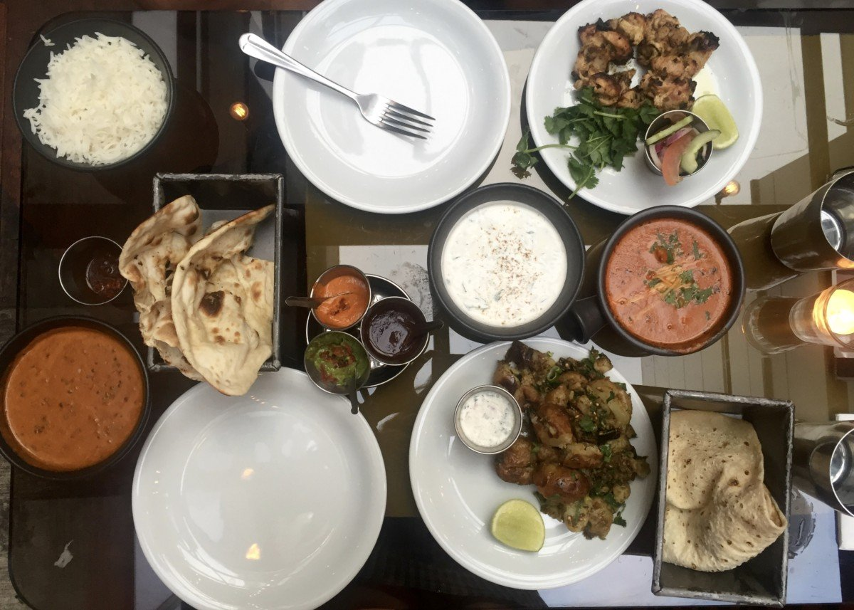 dishoom food bombay cafe