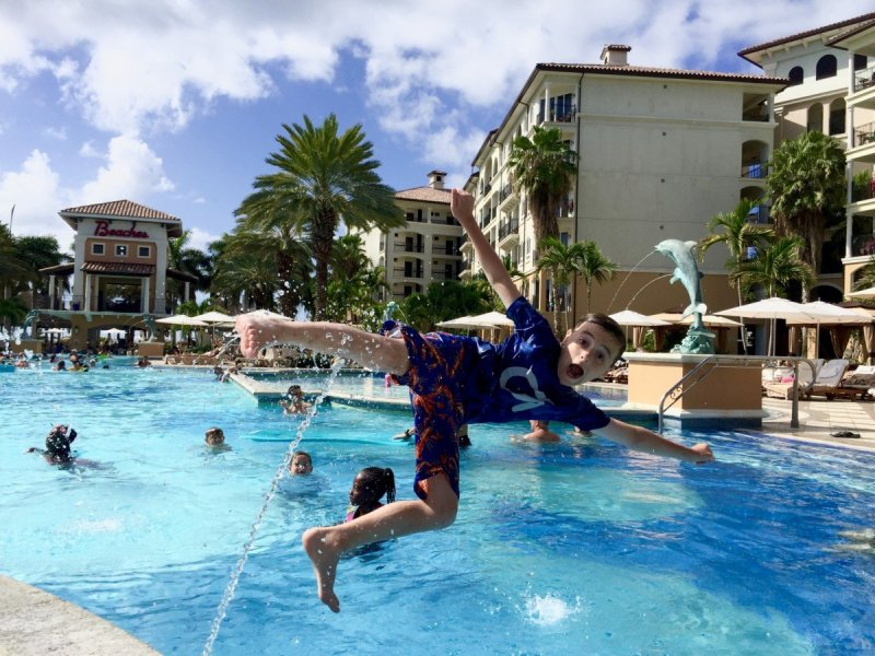 Beaches Turks and Caicos for Teens
