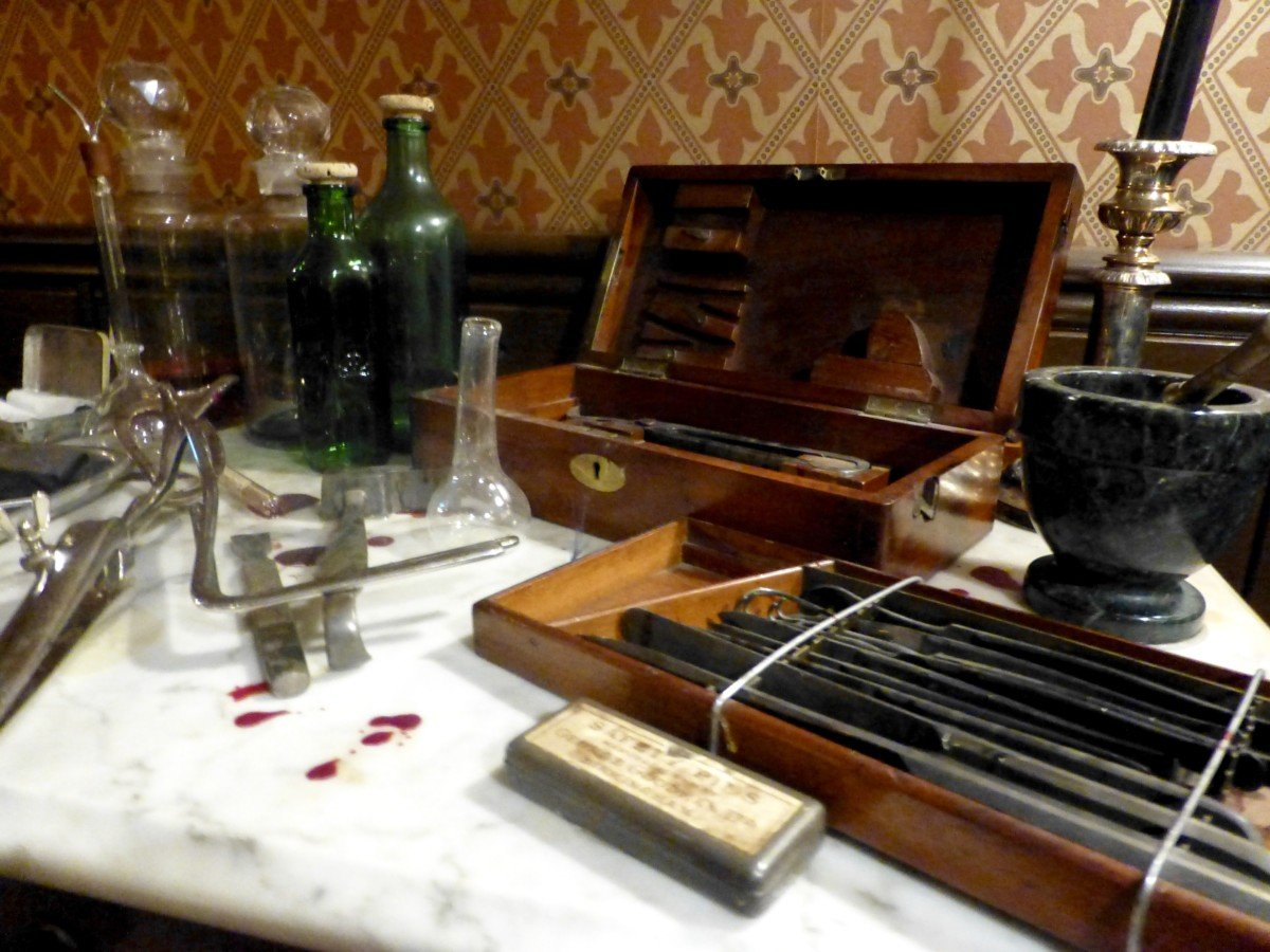 Jack the Ripper Museum london