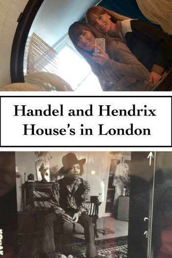 Handel and Hendrix House's in London Jimi Hendrix bedroom
