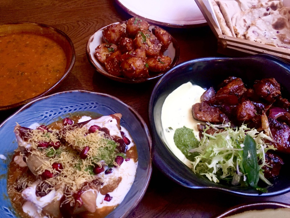 Cinnamon Bazaar, Maiden Lane's Fine Indian Food