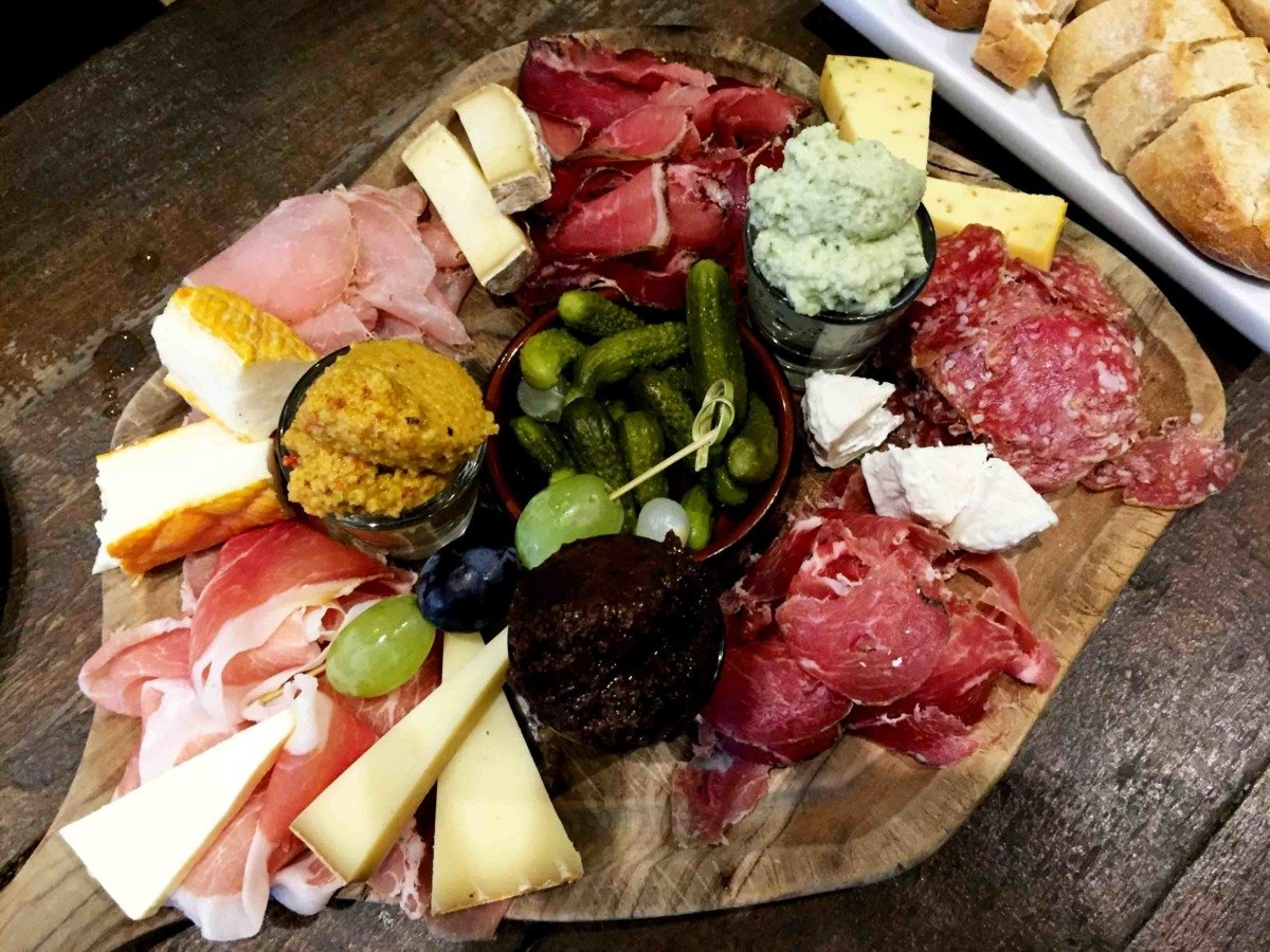 A Week of Champagne and Celebrations. champagne and fromage platter covent garden