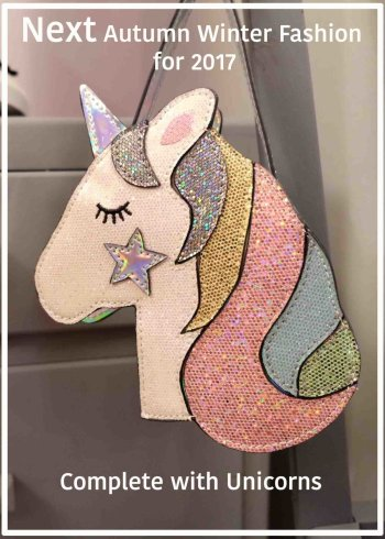 complete with unicorns Next Autumn Winter Fashion for 2017
