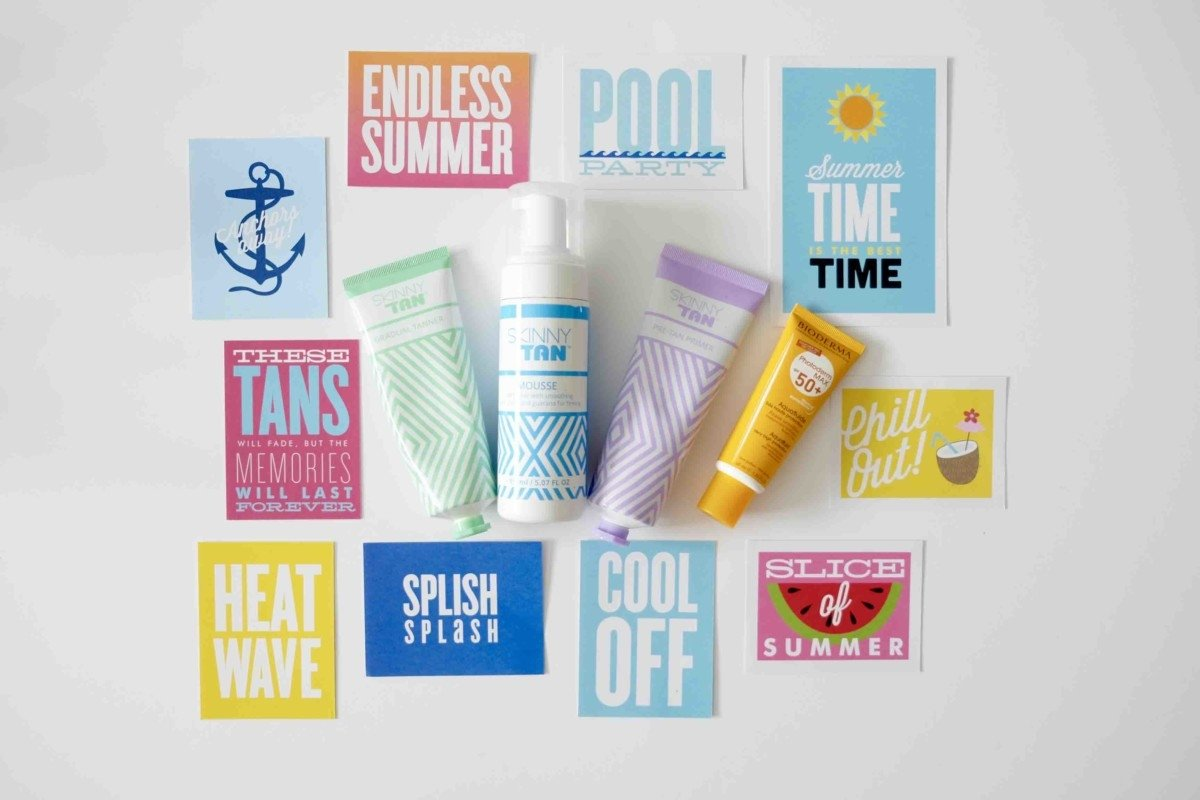 Summer Sun essentials how to prepare for the sun my top tips