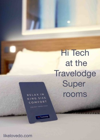 Travelodge Super rooms pin