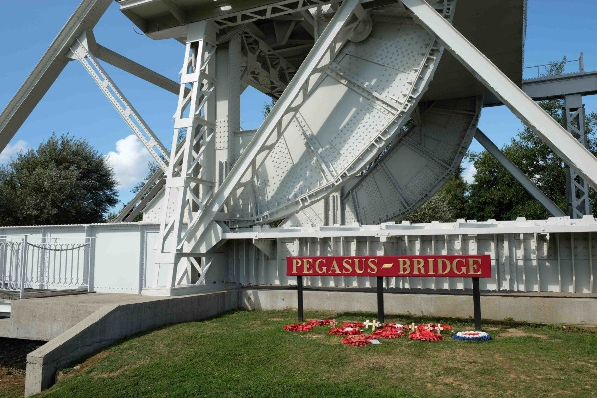A week in Normandy Pegasus memorial bridge 6th airborne division
