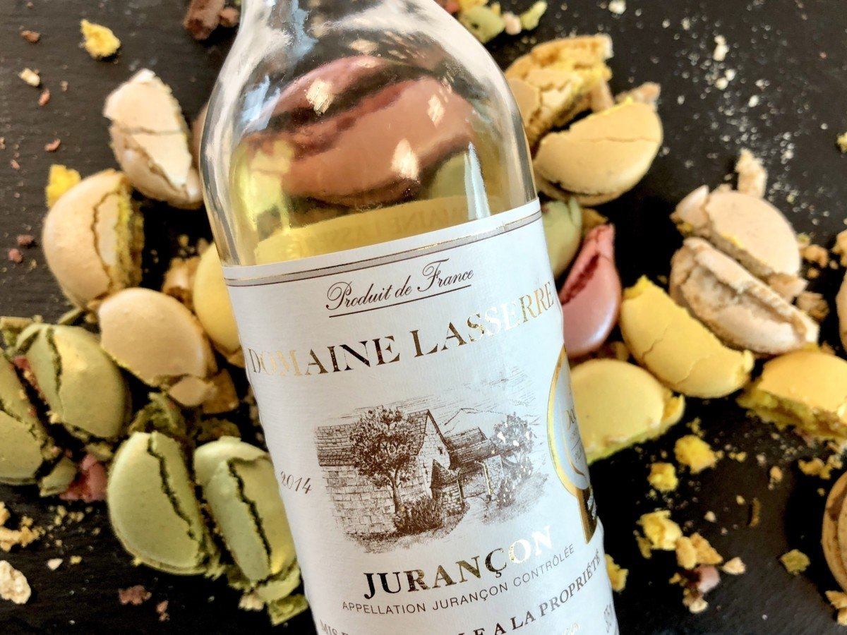 Perfect Wines to pair with Christmas dinner Co-op picture of bottles jurancon desesert wine