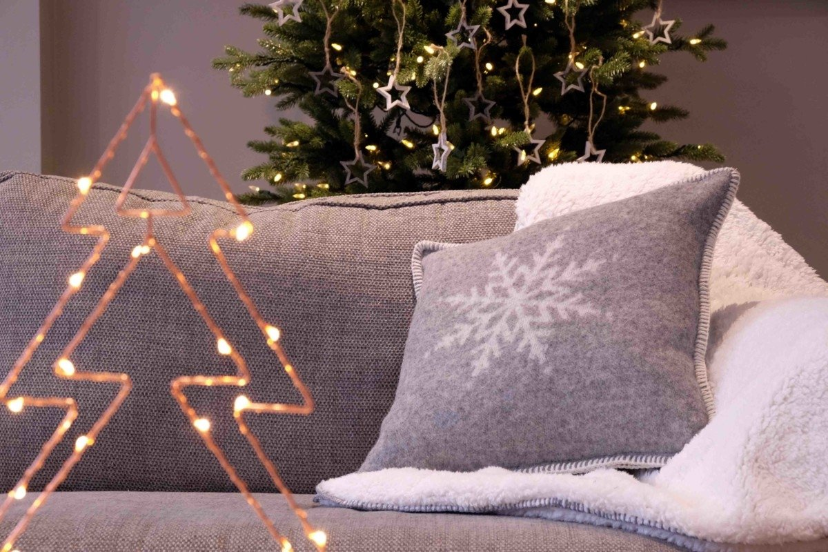 Creating a Cosy Home at Christmas with Cox and cox