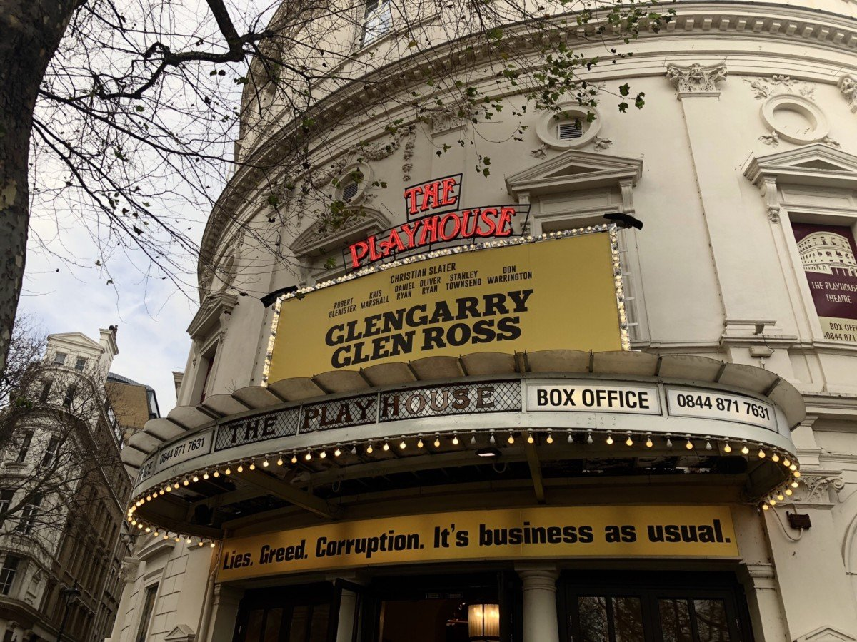 The playhouse theatre London How to get cheap theatre tickets in London