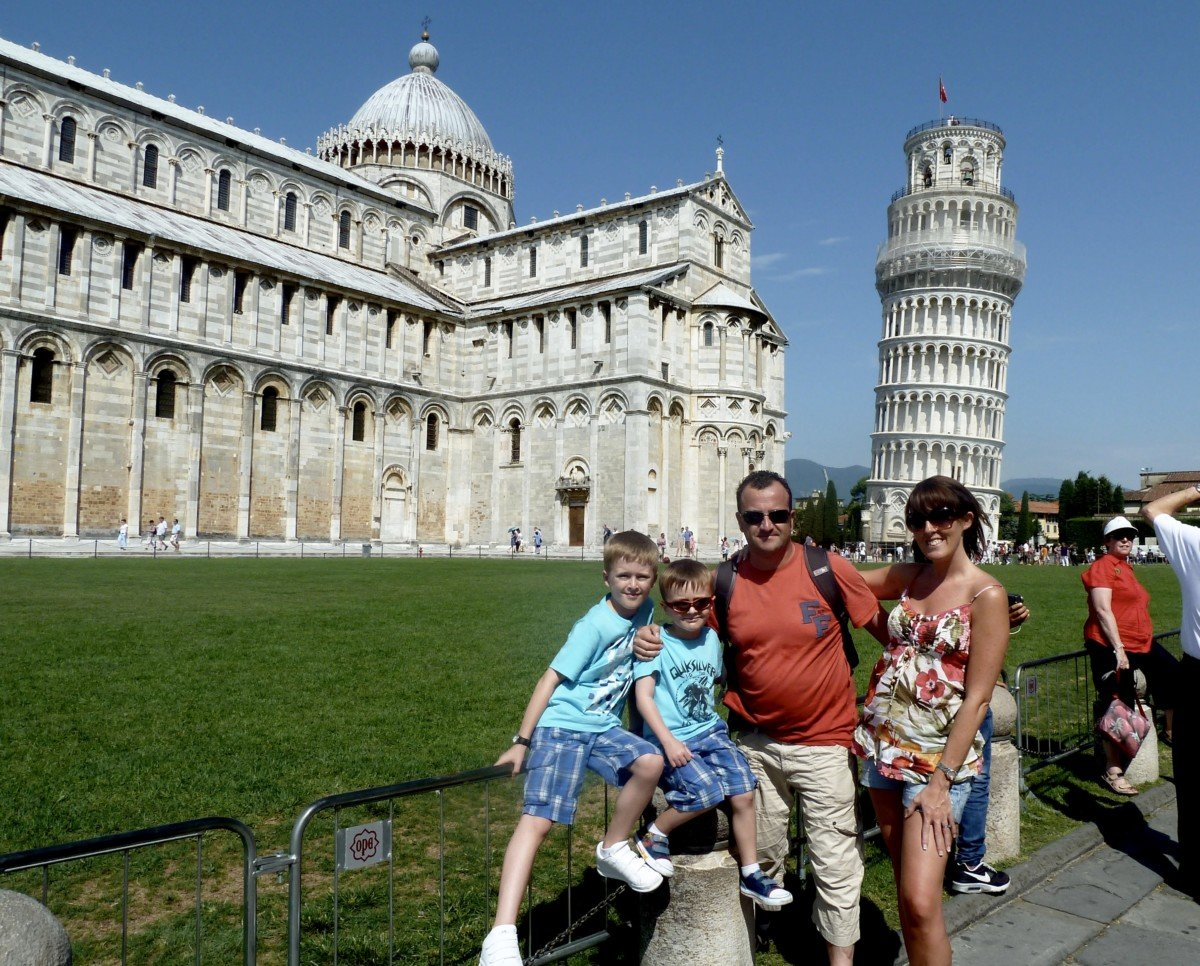 Pisa! 10 things I love about cruising Royal Caribbean Independence of the Seas