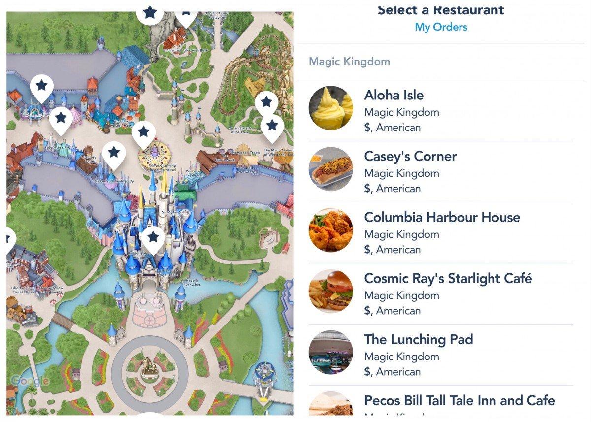 Disney My experience App Disney go