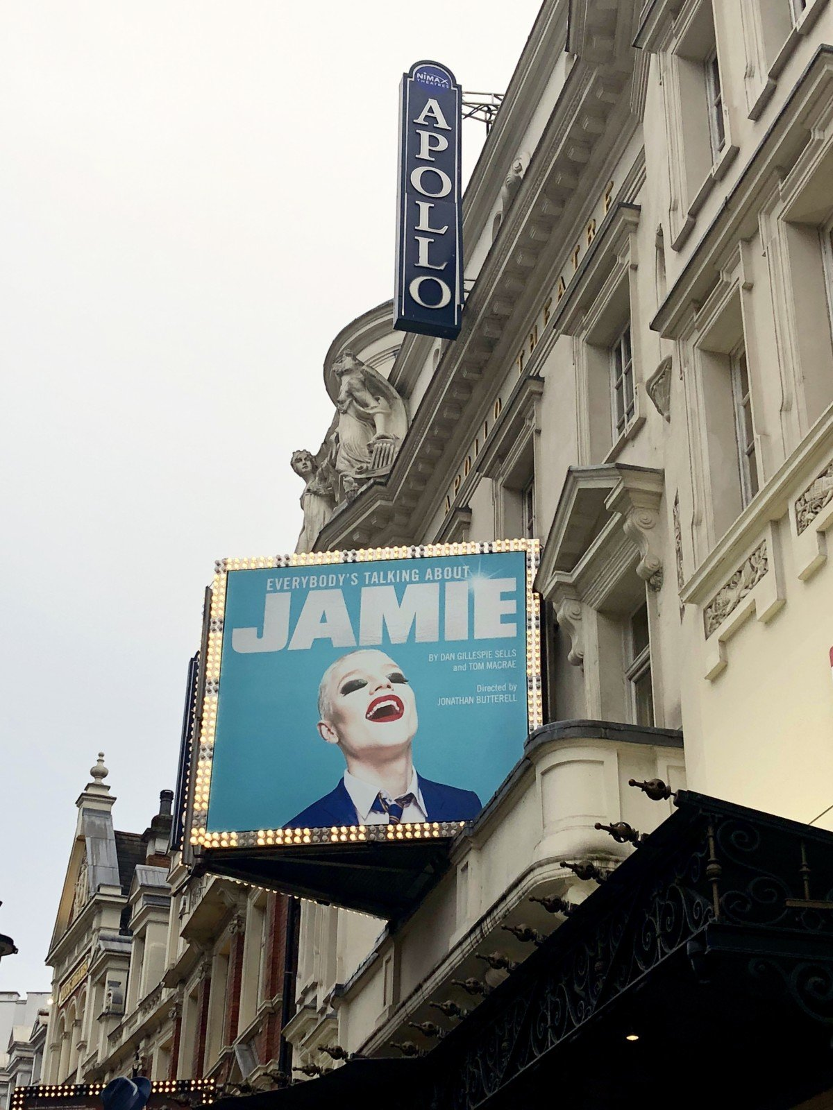 Everybody's talking about Jamie the musical how to get Londons Lottery cheap tickets.