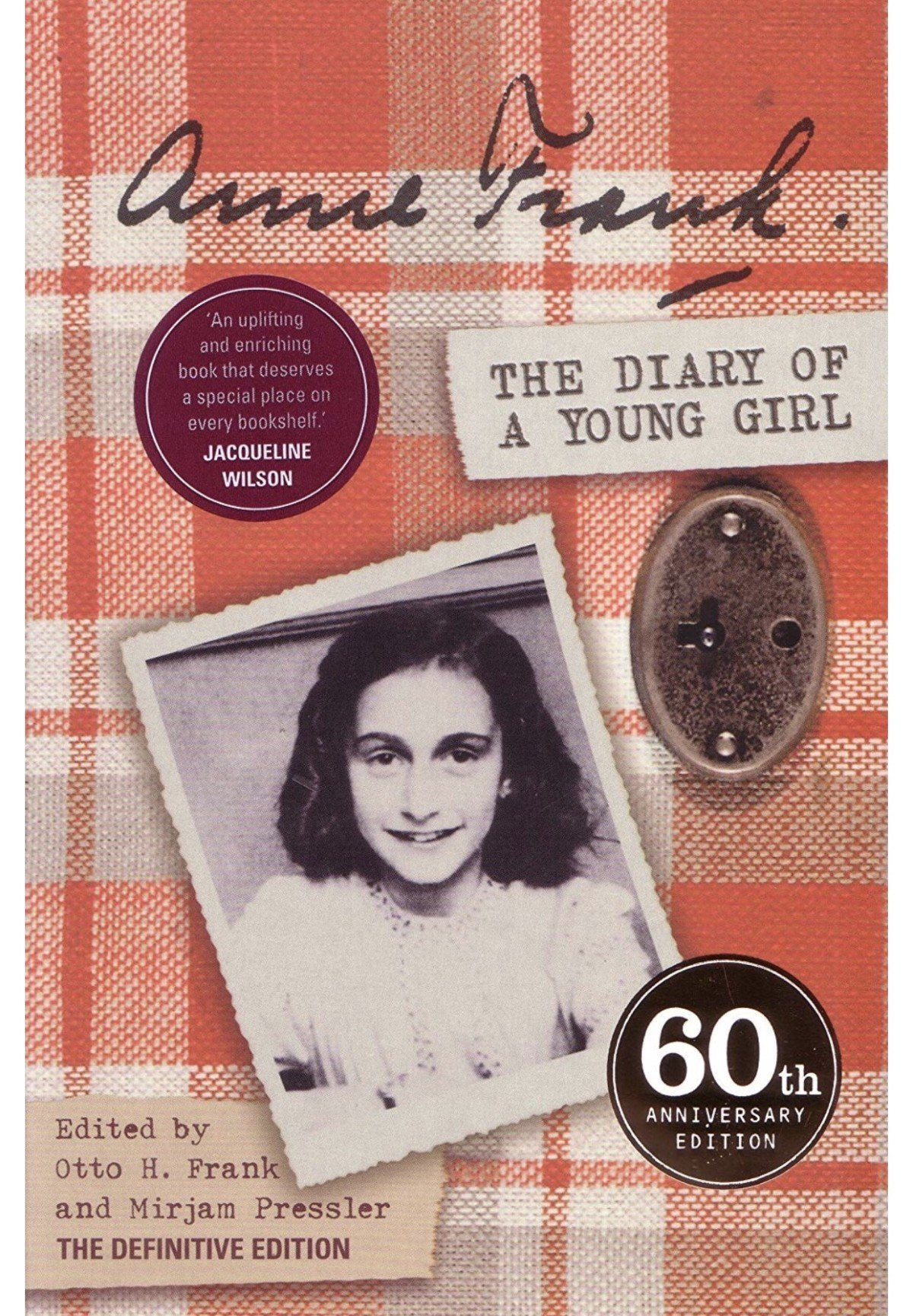 The diary of a young girl by Anne Frank