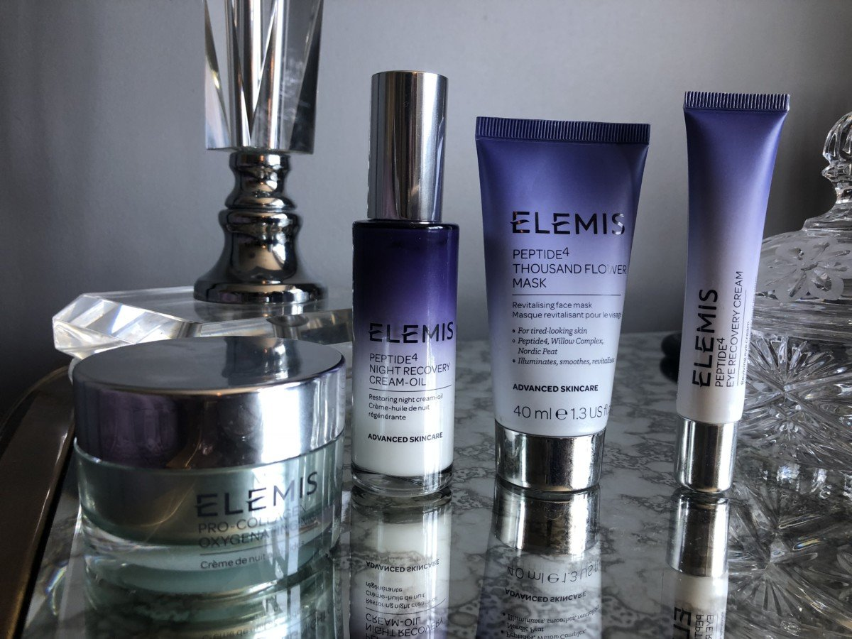 Elegies Peptide night creams