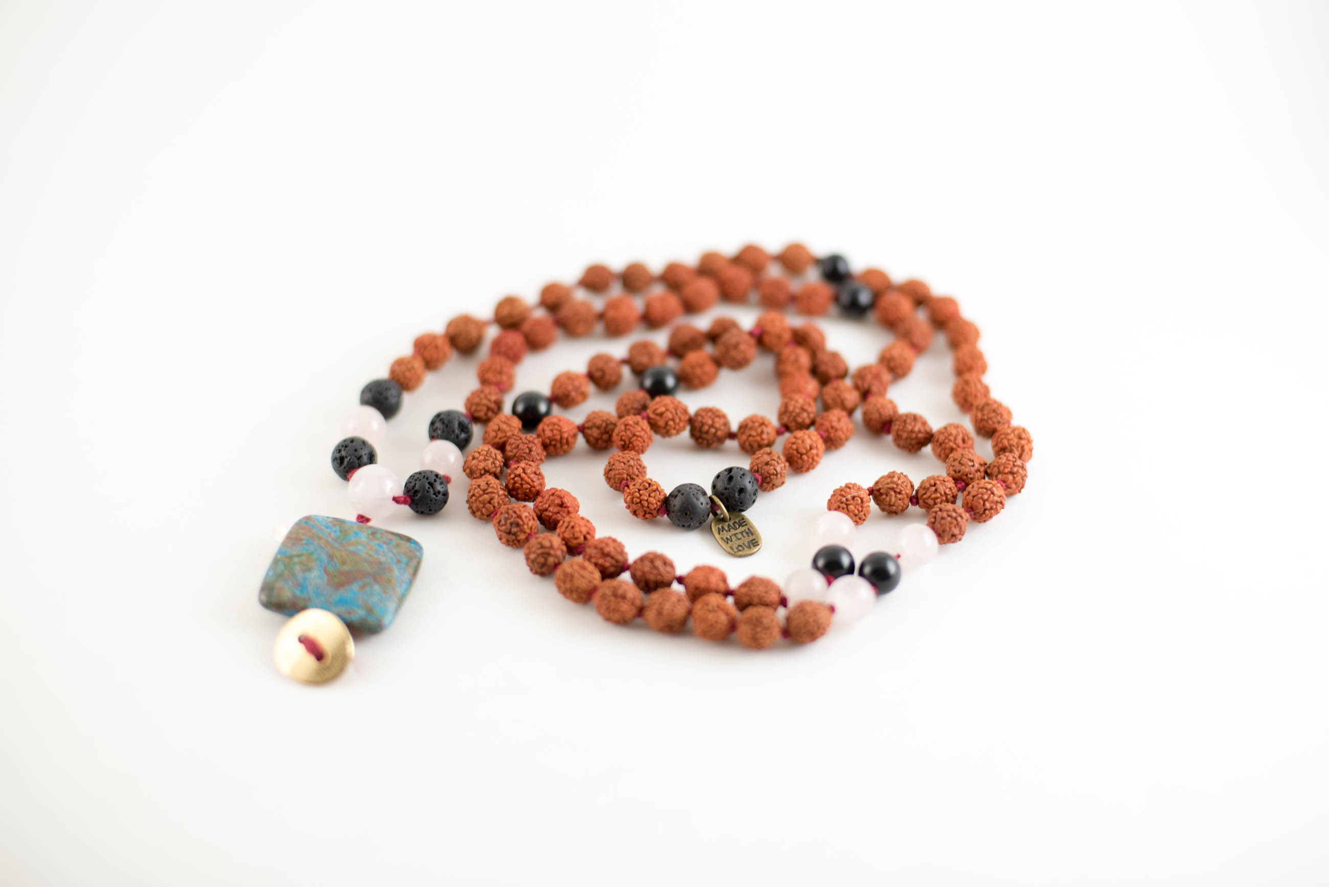 how to make mala beads