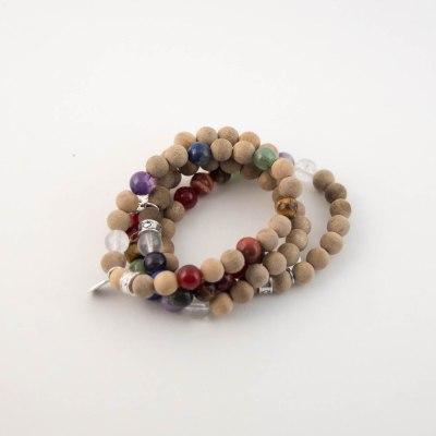 DIY Chakra Bracelets