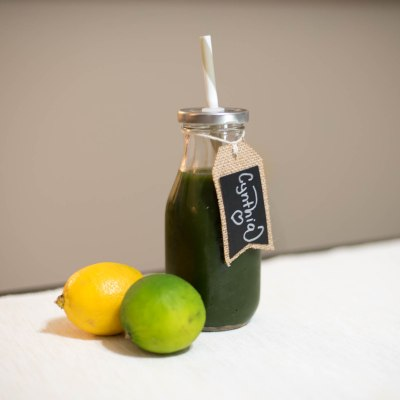 Green Juice Recipe for a Healthy Happy Day