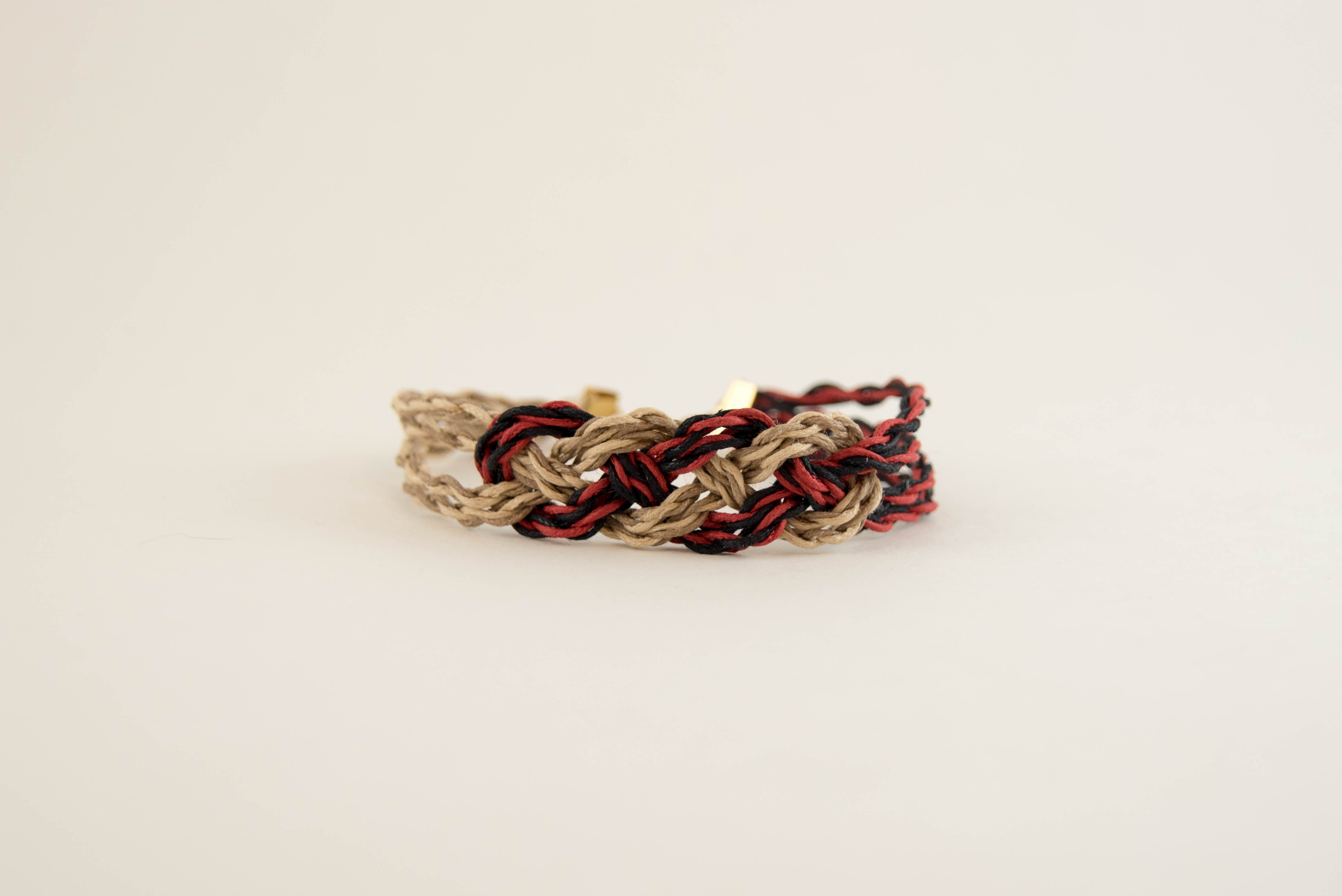 diy knot bracelet