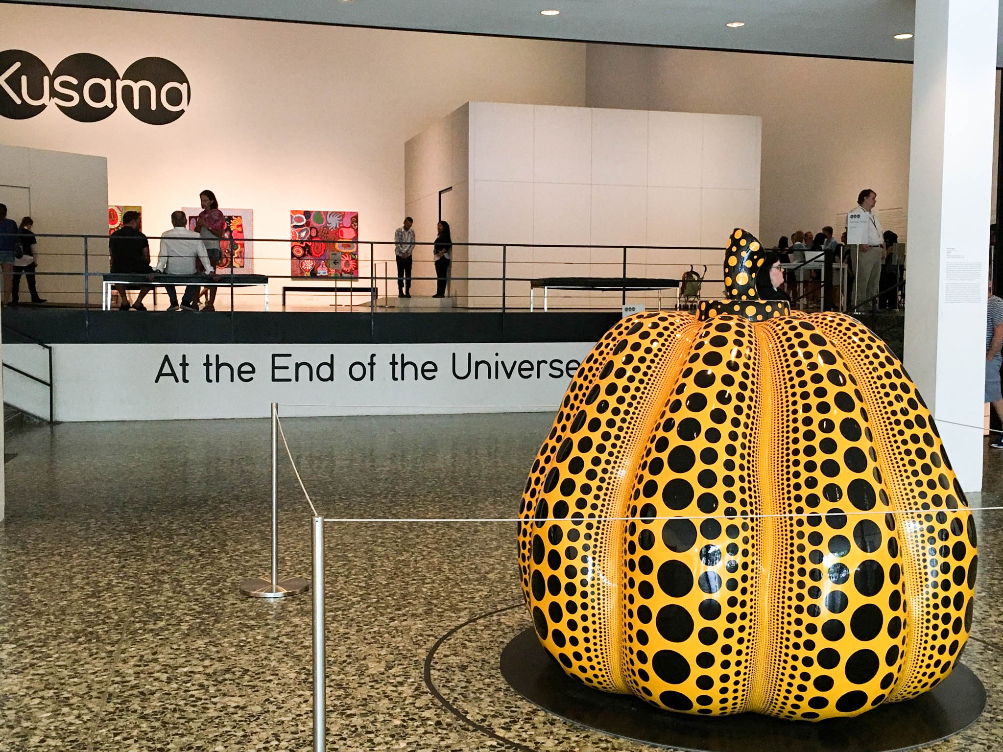 kusama end of universe