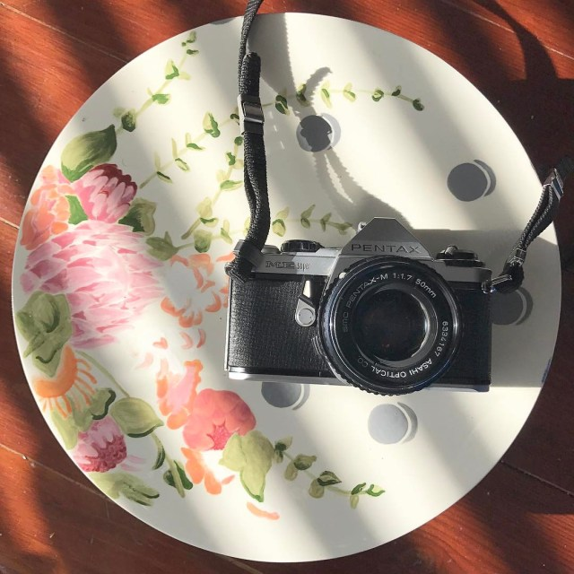 Excited about this Pentax from my grandmother Have you lookedhellip