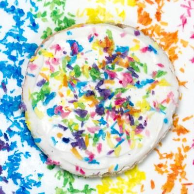 Paleo Rainbow Sprinkles Recipe