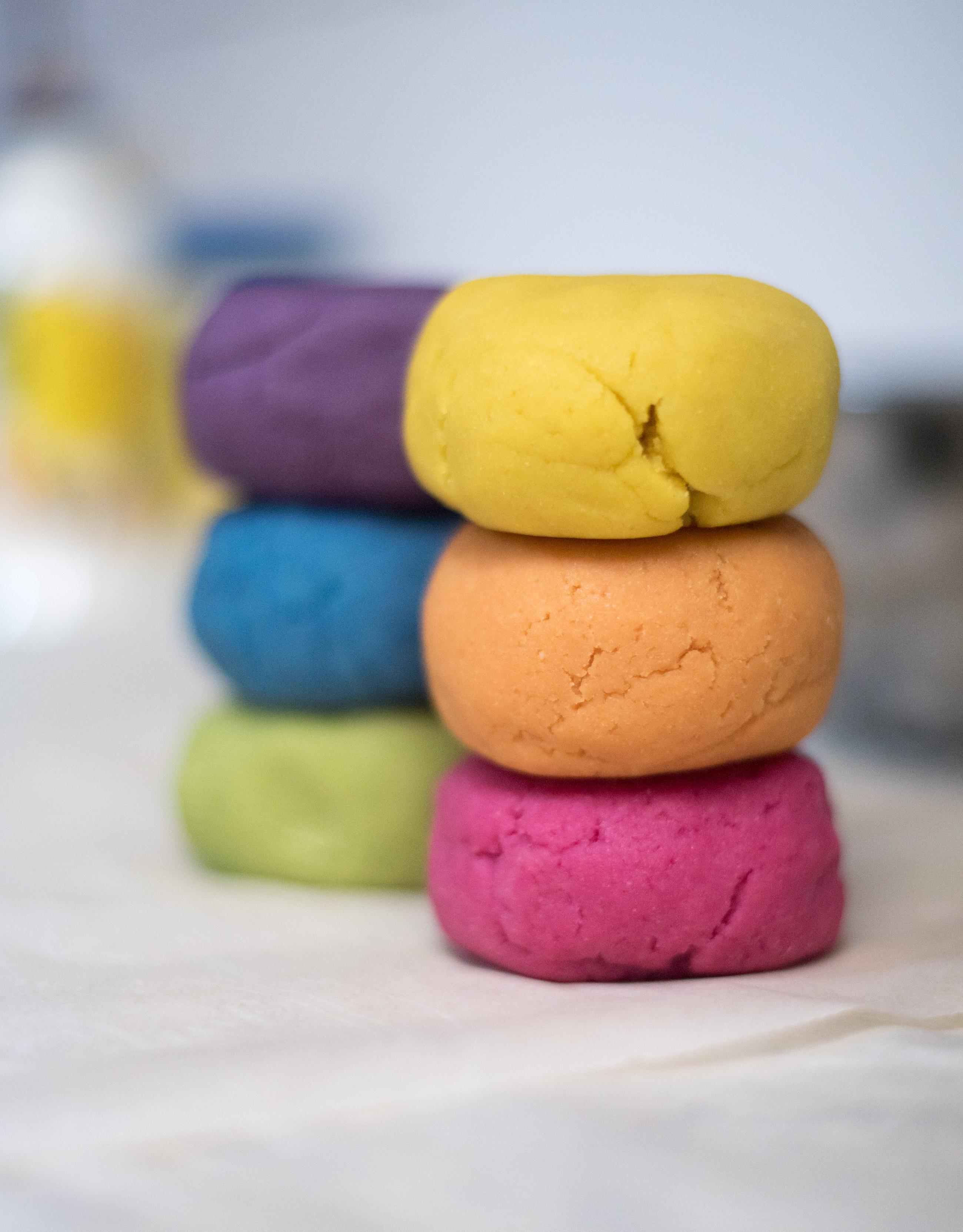 rainbow bagel paleo